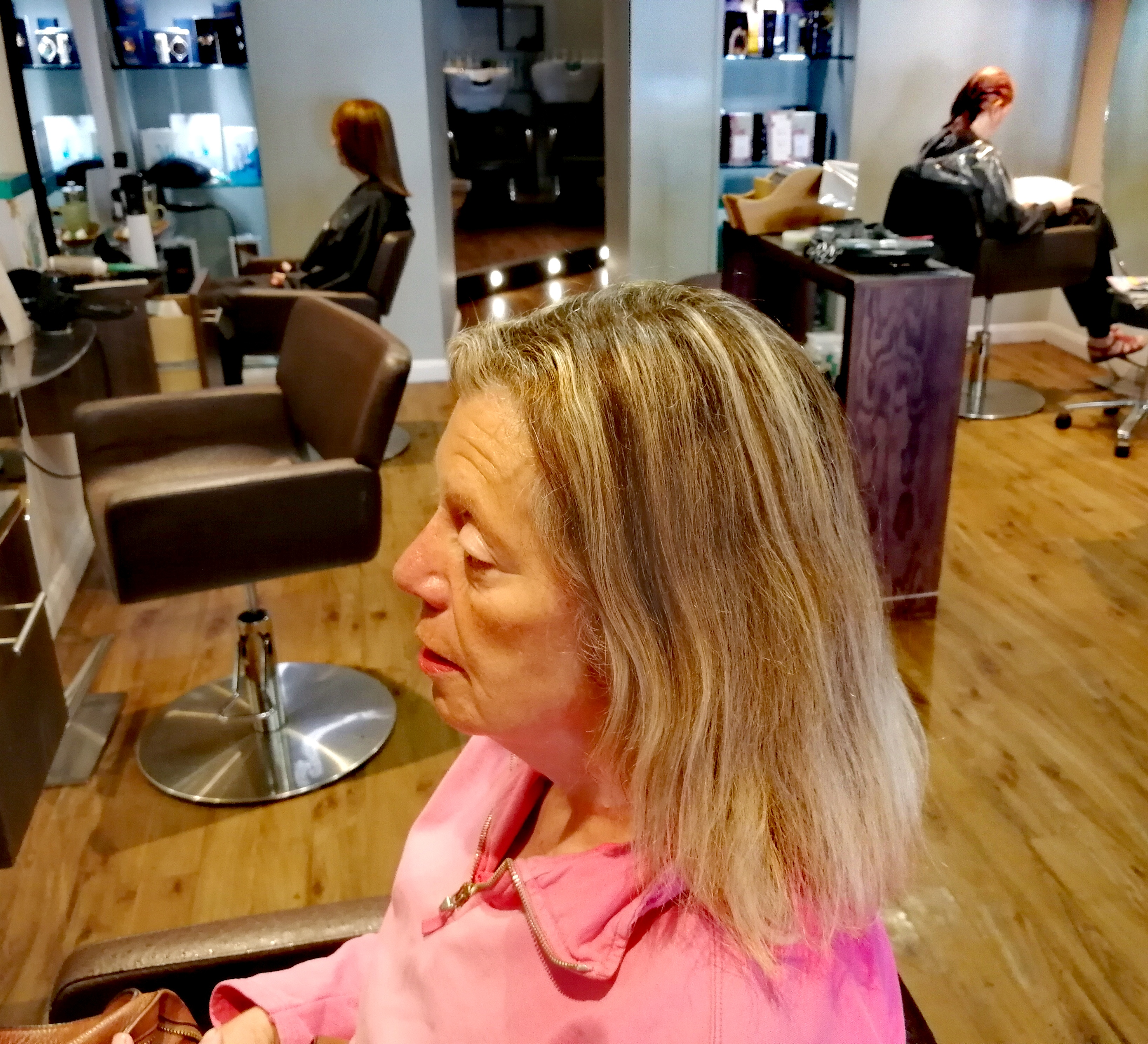 stylist, colourist, highlights, tint, restyle