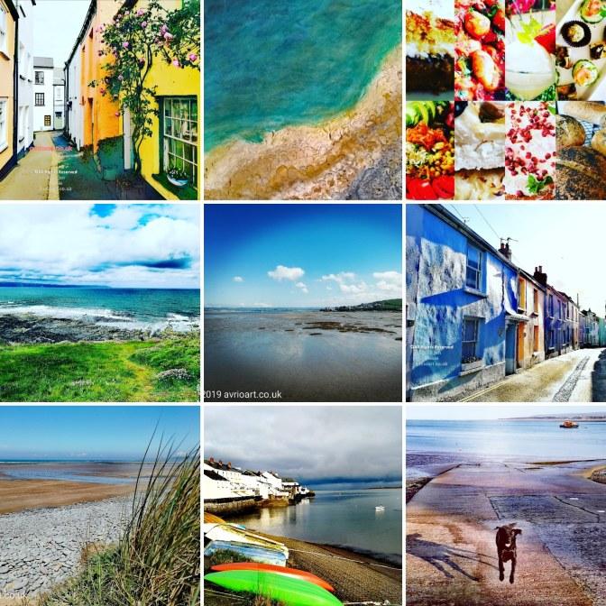 North Devon, Paxos, Greece, havens, holidays,