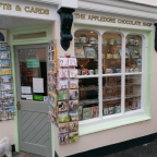 Appledore Chocolate Shop