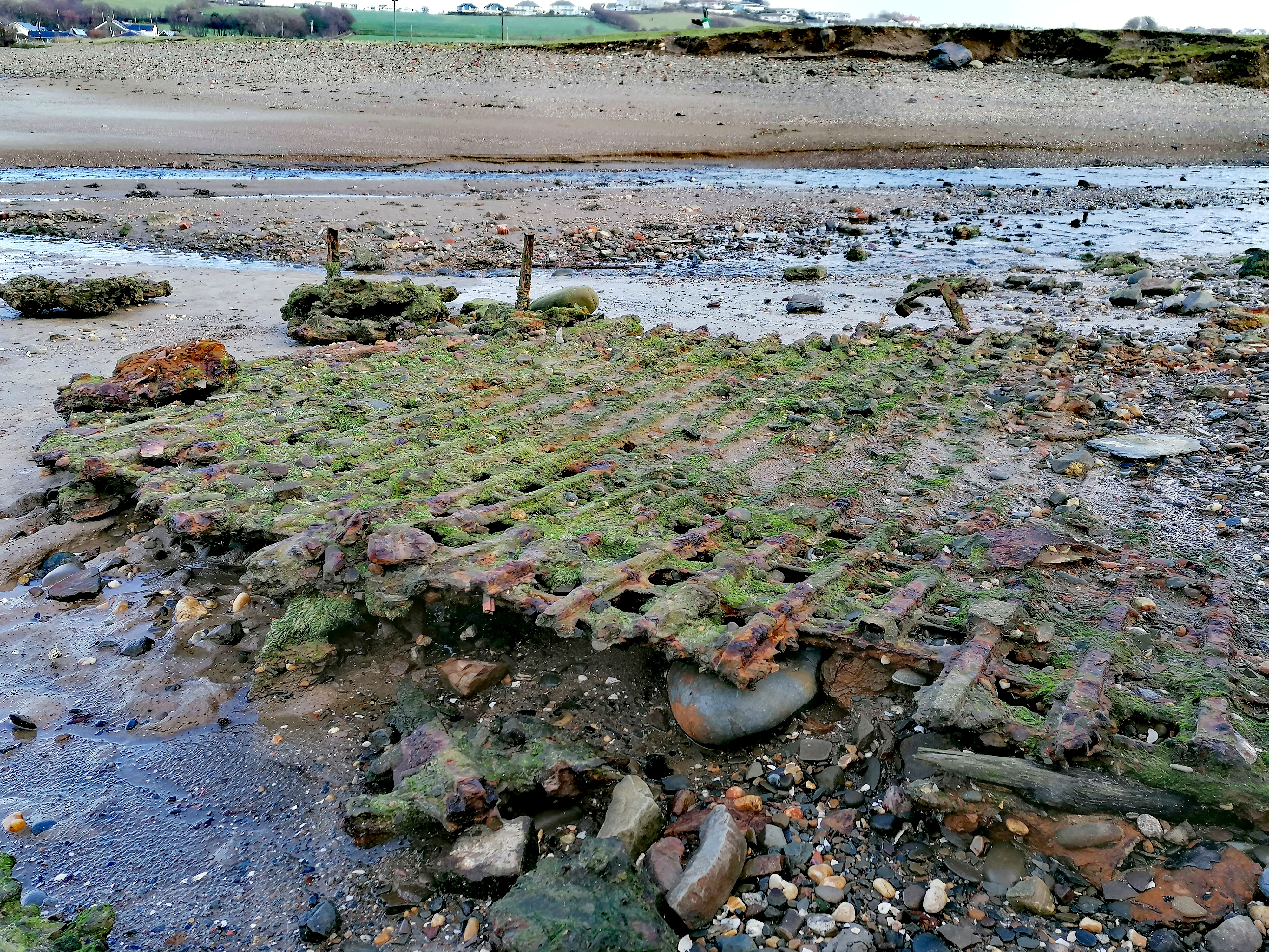 Northam Burrows, Skern, WWII, History Trail, Pebble Ridge,