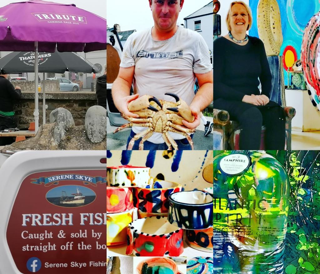 corona virus, Christmas, support, North Devon small business